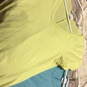 Victoria secret shirts size small.